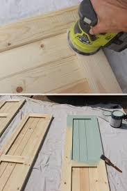 Tech Deck Wood Competition Series Plan B by Diy Craftsman Exterior Shutters