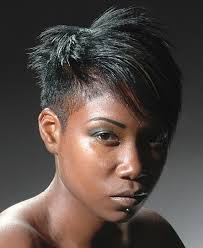 very short razor cut hairstyles short cut hairstyles for black women short haircuts 2013