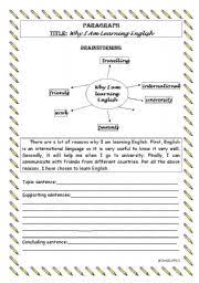 Paragraph Writing Worksheets Teaching Worksheets Paragraphs