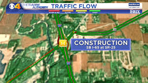 thanksgiving travel construction zones alternate routes and