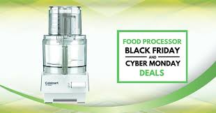black friday blender sales best food processor black friday and cyber monday deals 2016