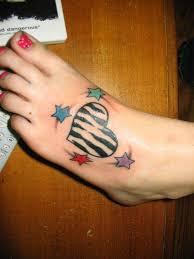 best 25 zebra print tattoos ideas on pinterest hairline tattoos