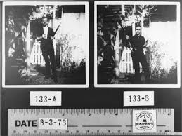 Oswald Backyard Photos The Death Of Jfk Part 1 Five Things We Now Know By Tony Hays