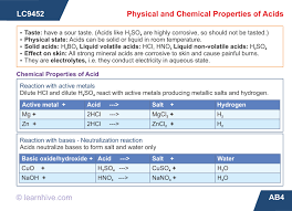 learnhive icse grade 10 chemistry acids bases and salts