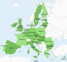 Map Of Germany And France by What Is The Brexit Nat Geo Education Blog