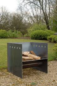 Steel Firepit Heavy Steel Pit Amazing Grill Ideas Pertaining To 1