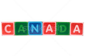 canada in toy block letters stock photo david morrison morrbyte