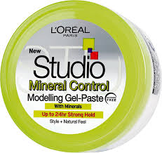 l oreal paris studio line mineral fx creme gel hair styler buy l