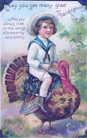 salem oregon history thanksgiving postcards