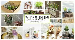 Garden Gifts Ideas Diy Plant Gift Ideas Craftionary Net Jpg