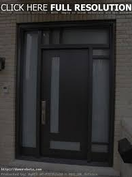 contemporary exterior doors for home entry doors modern