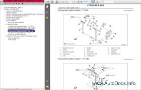nissan atleon tk0 series service manual repair manual order u0026 download