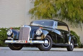 mercedes adenauer 1959 mercedes 300d adenauer 4 speed for sale on bat auctions