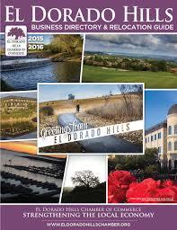Round Table El Dorado Hills El Dorado Hills Business Directory U0026 Relocation Guide 2015 2016 By