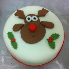 iced christmas cakes designs google search cakes pinterest