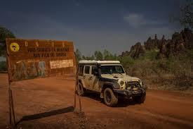 jeep africa les pics de sindou the road chose me