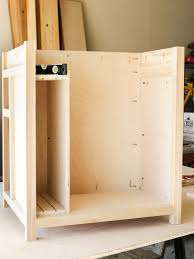 Kitchen Cabinet On Wheels How To Build A Diy Kitchen Island On Wheels Hgtv
