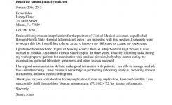 Ob Gyn Medical Assistant Resume Cover Letter Examples For Physicians Medical Best Photos Of