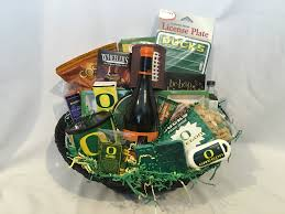oregon gift baskets themed baskets creations