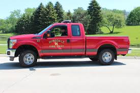 Ford F250 Utility Truck - welcome to village of hinsdale il
