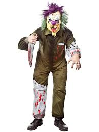 33 best scary clown halloween costumes images on pinterest scary