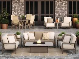 Transitional Style Furniture - transitional style outdoor patio furniture homecrest outdoor living