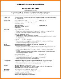 Best Resume Format Engineers by 5 Best Resume Formats Forbes Mailroom Clerk