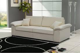 canape convertible cuir blanc canape convertible cuir blanc ikea canapé idées de décoration de