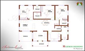 4 bedroom ranch house plans 4 bedroom house plans kerala simple
