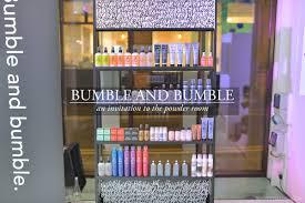 The Powder Room Salon - when i tried bumble and bumble colour hair powder spray and prêt à