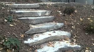 frontenac limestone steps youtube