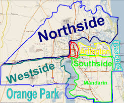 Map Of Florida Gulf Side by Mandarin Neighborhood Jacksonville Jacksonville Neighborhoods