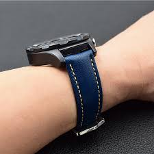 huawei classic bracelet images For samsung gear s2 strap genuine leather 20 22mm watch band for jpg