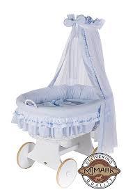 culle prima infanzia mjmark culla di vimini lulu due it prima infanzia