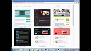 website templates for ucoz how to create a website in ucoz complete tutorial by hasnain alam