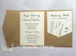 pocketfold invitations wallet wedding invitations silk wedding invitations box flocking