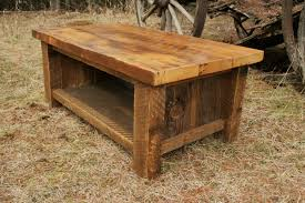 Handcrafted Wood Tables Reclaimed Coffee Table All Images Java Farmhouse Coffee Table