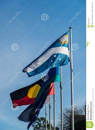 University Flags Monash University In Melbourne Editorial Stock Image Image 42406374
