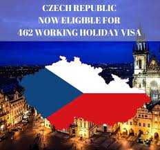 travel company images Czech republic now eligible for the 462 work and holiday visa to jpg