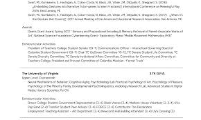 Narrative Resume Audiology Resume Resume For Your Job Application