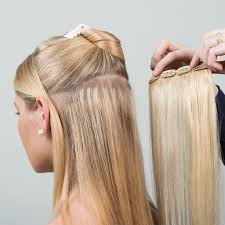 glamorous hair extensions clip in luxurious hair extensions for more length volume