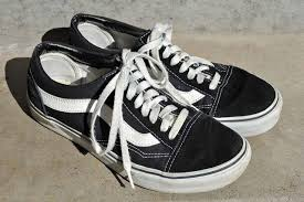 shoelace pattern for vans how to clean vans shoes with pictures ehow