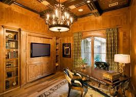 wood interior homes 20 home office desk designs ideas plans design trends