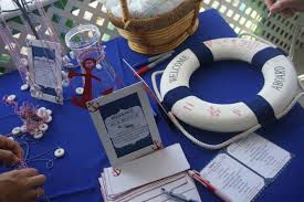nautical baby shower welcome table nautical baby shower by ajomx
