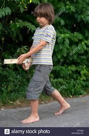 eight year boy child age 8 years portrait gun