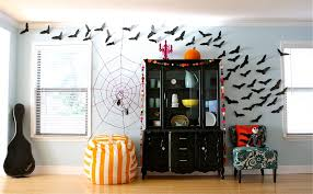 Diy Interior Design Ideas by Diy Halloween Decorations Spooky Spider Web And A Giant Spider