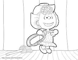 Coloring Enchanting Tv Coloring Pages Tv Series Coloring Pages Sprout Coloring Pages