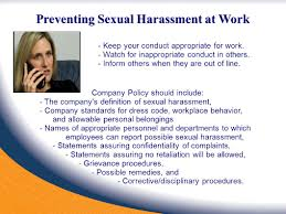 sexual harassment for employees definition according to the eeoc