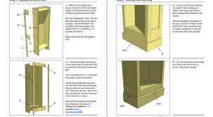 Free Bookshelves Woodworking Plans by 27 Bookcase Plans Free Pdf Rustic Bookcase Plans Pdf