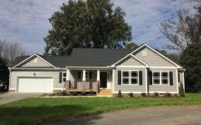 one level homes poplar springs r ci builders
